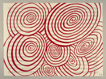 Louise Bourgeois, Untitled » fromFugue2005