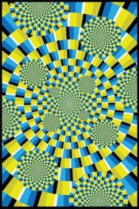 hallucination-geometrique-cinetique-en-vert-jaune-et-bleu