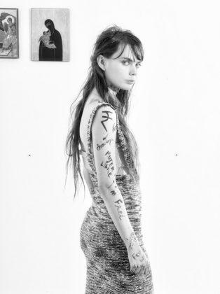 Le Suicide identitaire d'Oksana Chatchko
